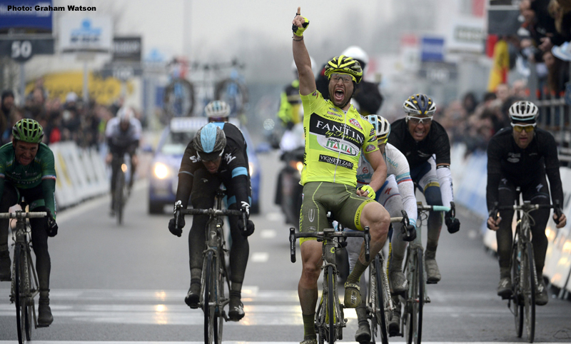 【現地速報】フランダース横断レースでガットがイタリア人として初めて優勝!