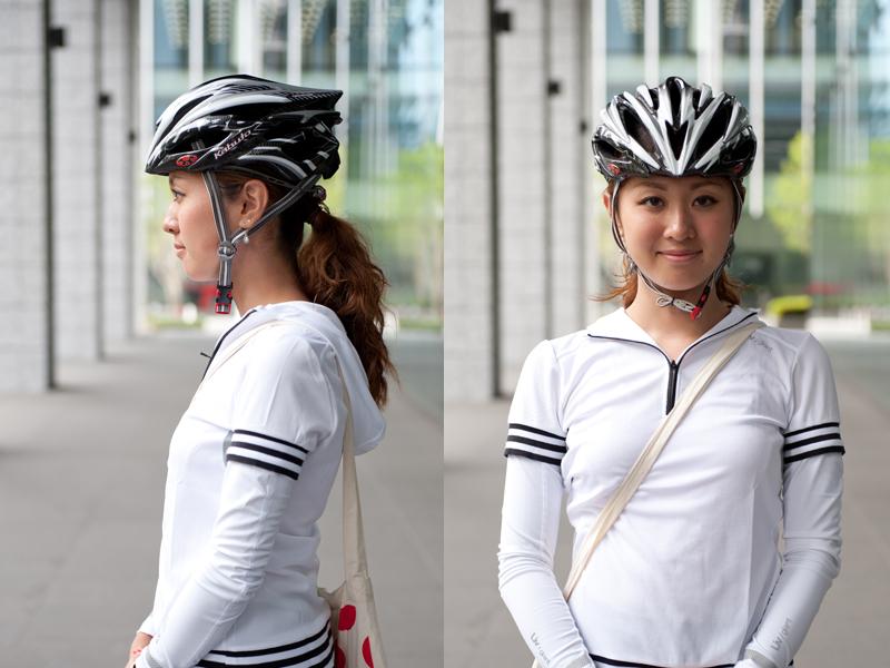 スポーツバイクはなんといってもフィッティングが大切だ。せっかくのバイクやヘルメットも体にフィットしていなければ、走りを楽しめない。