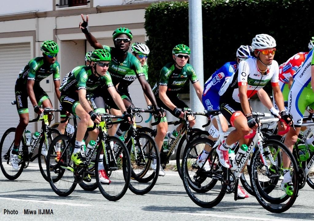 ペイバスコ第3ステージでヨーロ...