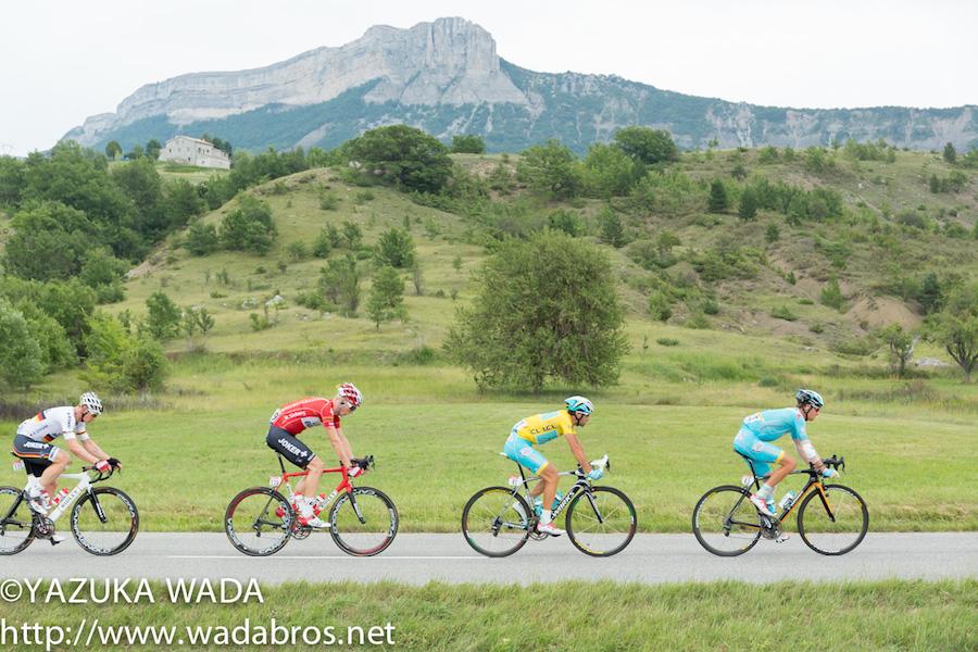 和田やずかのツール・ド・フランス☆フォトエッセイ 2014 第15ステージ