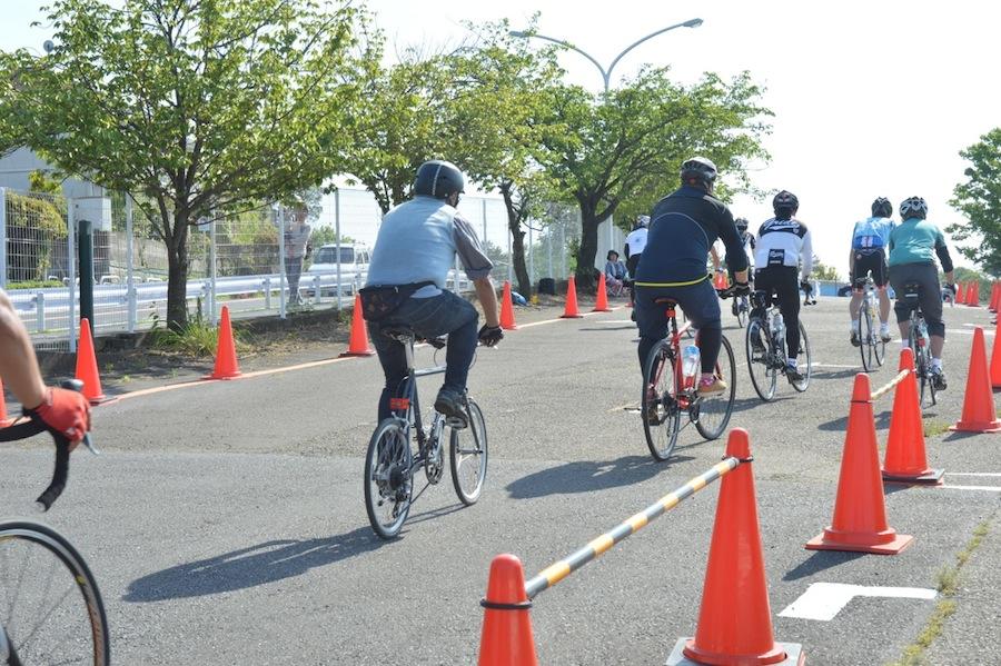 自転車の 自転車連盟 : ... 連盟『オトナの自転車学校