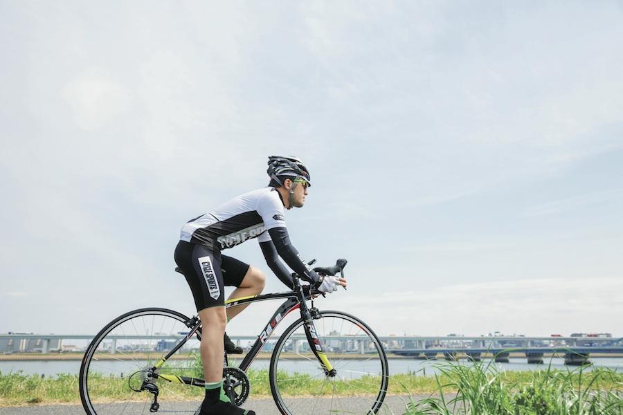 自転車の 自転車 tt トレーニング : 自転車アプリ CycleTT×サイスポ ...