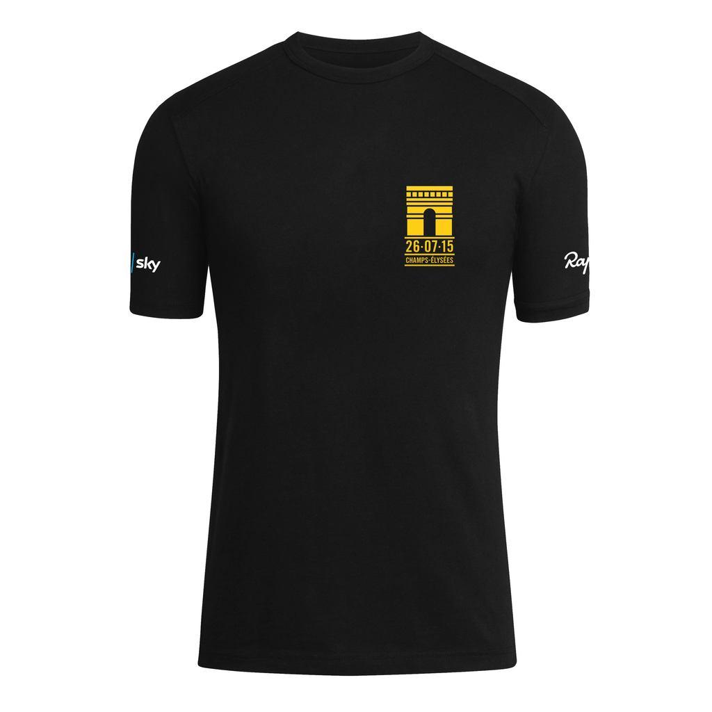 チームスカイのオフィシャルウェアサプライヤーであるRaphaでは、この優勝を記念するTシャツをリリース。ツールの最終ゴールであり栄光の舞台であるパリ・シャンゼリゼ  ... 3a5aed81d