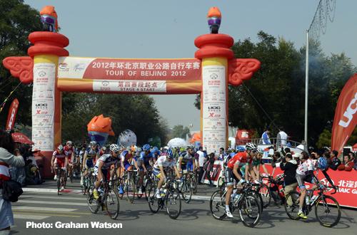 UCIがツアー・オブ・杭州の中止...
