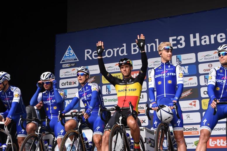 UCI WorldTeam 2018】ベルギーの...