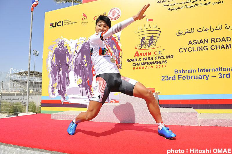 アジア選手権ロード・個人TT(U23...