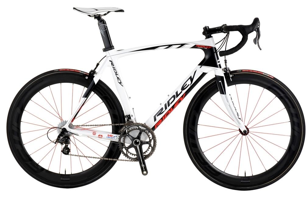 自転車の fuji 自転車 ツールドフランス : リドレー:ノアRS、ヘリウムに ...