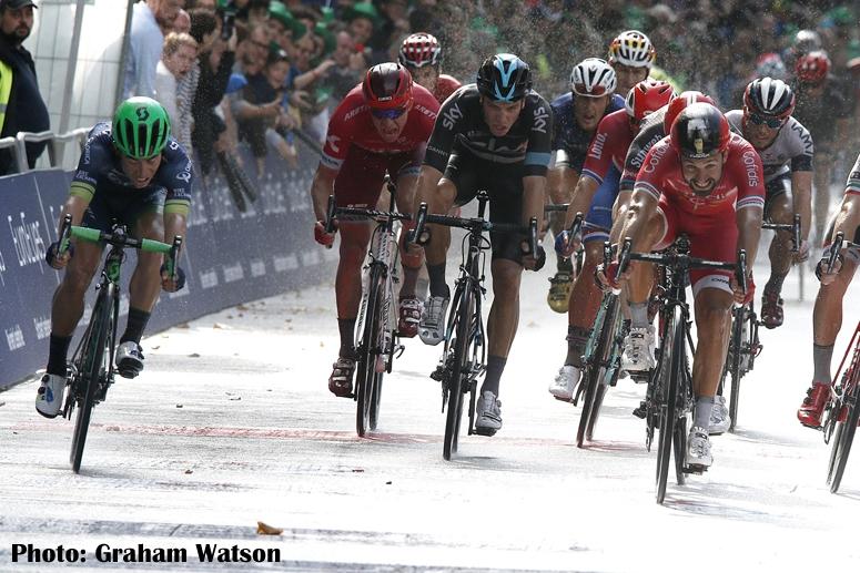 UCIワールドツアーのサイクラシ...
