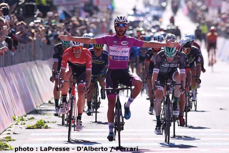ジロ・デ・イタリア第13ステージ...