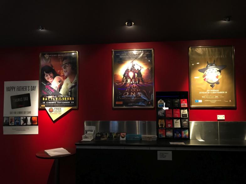 ちなみに、オーストラリアとニュージーランドの映画館では8月下旬~9月下旬までスタジオジブリ映画祭が開催されていました!