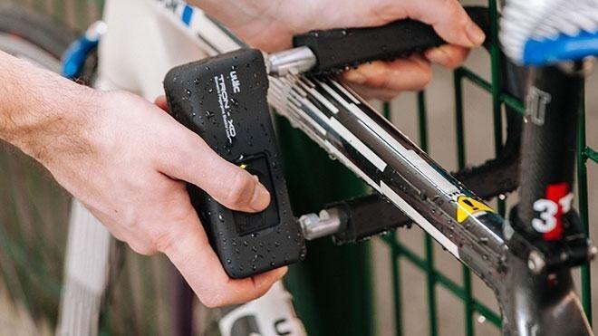 指一本で開錠できるユーラック TRON-XD SF1
