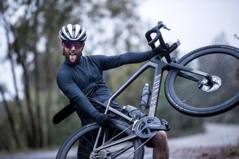 グラベルロードバイク「グレイル」のローンチイベントと試乗会を開催 ©Canyon Bicycles
