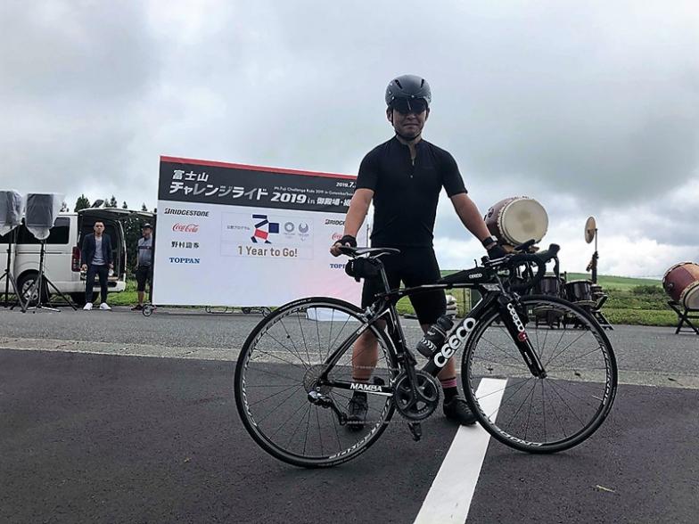 東京からいらした田中さん。「土日は休めない仕事なので平日イベントはむしろありがたいんです!」