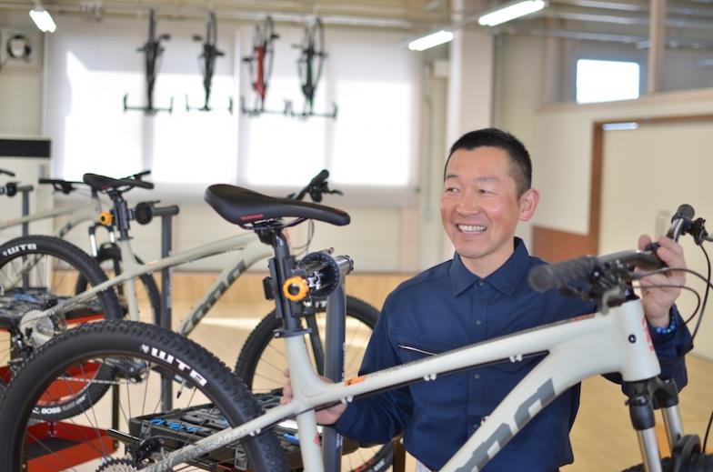 2011MTBアジア選手権日本代表のコーチを務めた今田大三氏