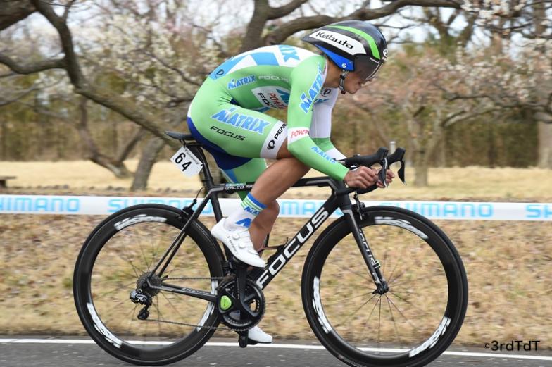 第1ステージ2位:オールイス・アルベルト・アウラール・サナブリア(マトリックスパワータグ)