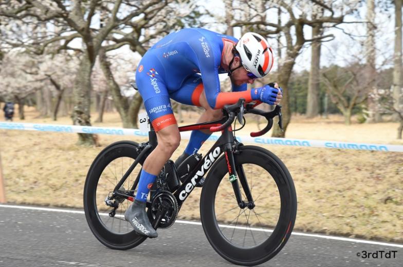 第1ステージ3位:マリオ・ヴォクト(チーム・サプラ・サイクリング)