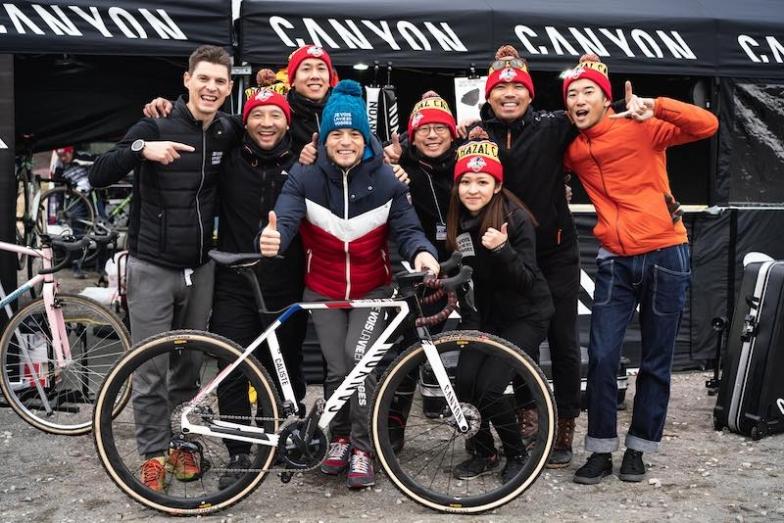 Canyon Bicycles Japanではキャニオンクルーを新規募集する