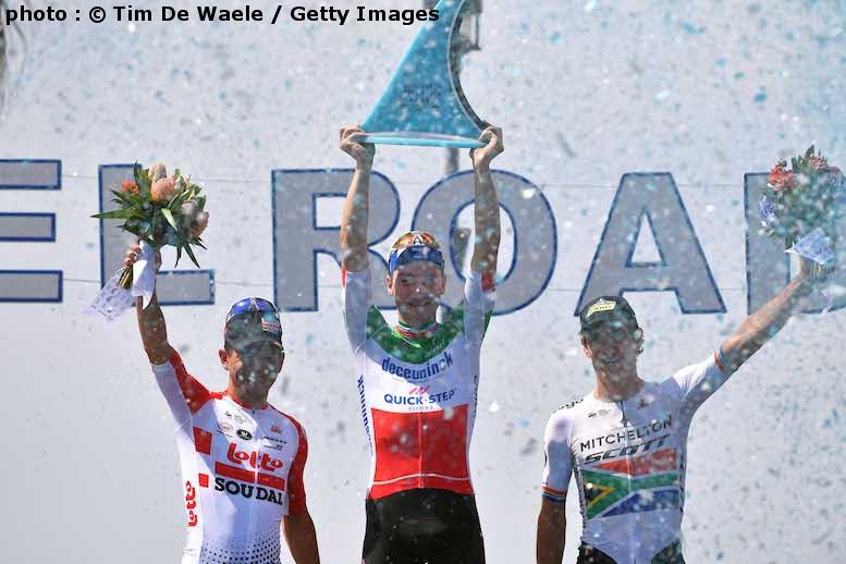 photo : © Tim De Waele / Getty Images / Deceuninck - Quick-Step Cycling Team