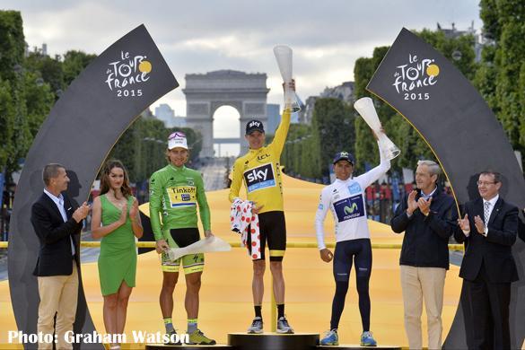 Tour速報】ツール・ド・フランス...