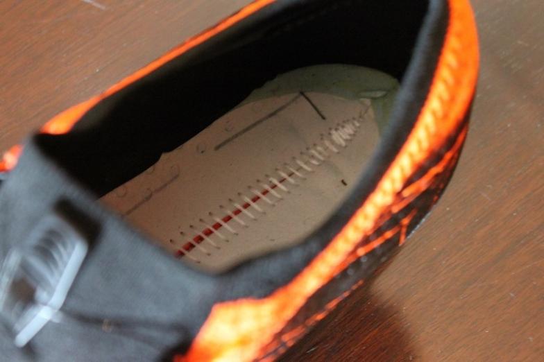 "DMTの製法 ""袋縫い"""
