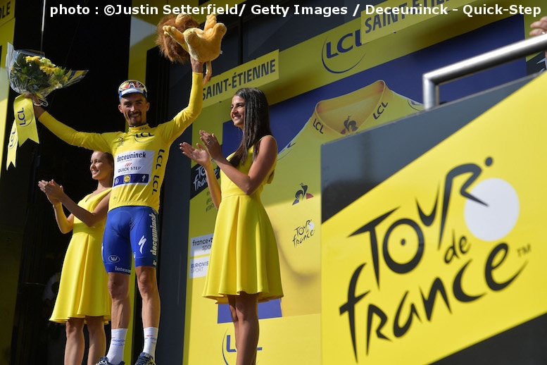 (photo : ©Justin Setterfield/ Getty Images / Deceuninck - Quick-Step)