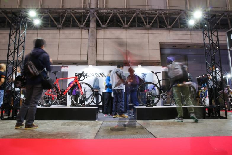 Canyonはサイクルモ ードインターナショナル 2017に出展 ©Canyon Bicycles