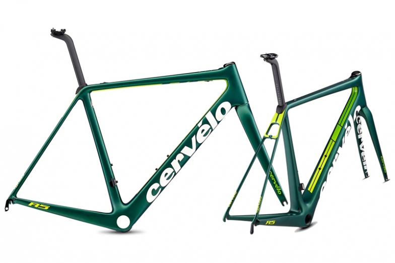 R5LTD Emerald/Green/Fluoro