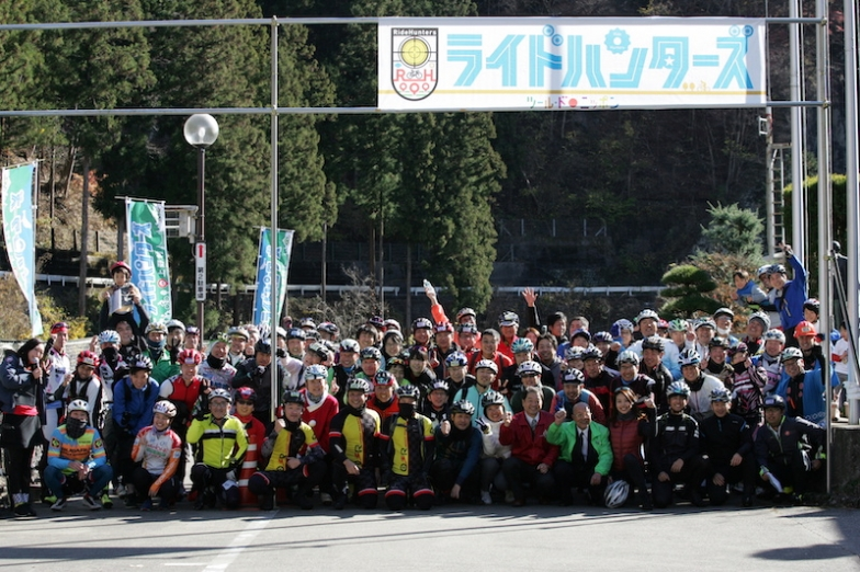 山岳サイクリストの聖地を探索するライドハンターズin上野村 photo:Kazuyuki YAMAGUCHI