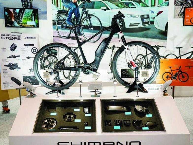 ここでは紹介しきれなかったが、他にもまだまだ多くのSHIMANO STEPS搭載E-スポーツバイクが展示される予定だ。こうご期待!
