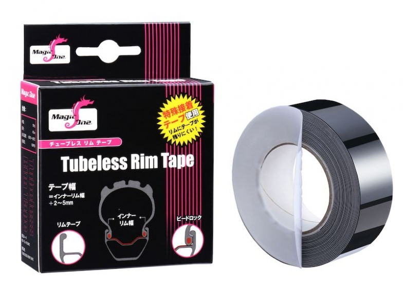 TUBELESS RIM TAPE 25mm x 4.5m