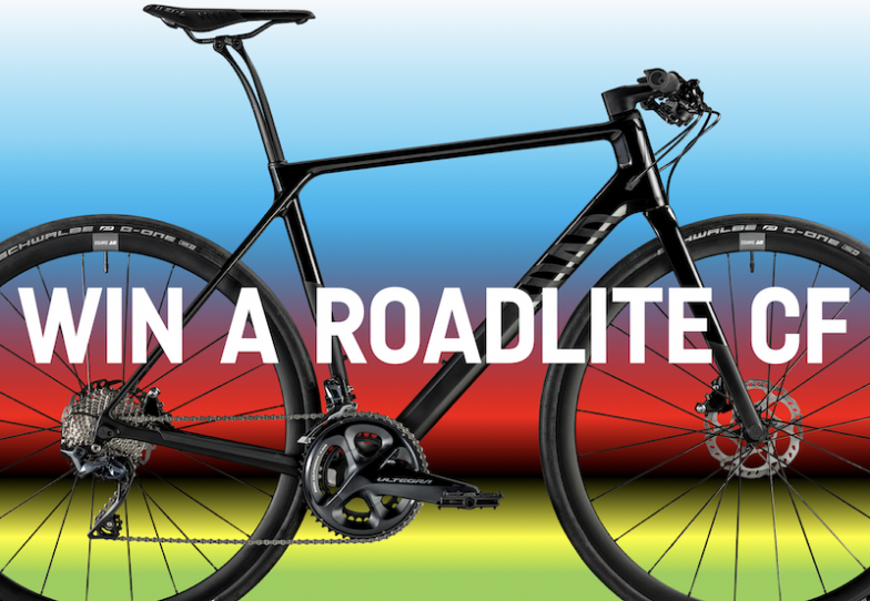 キャニオンのフルカーボンフィットネスバイク「ロードライトCF 8.0」 ©︎Canyon Bicycles