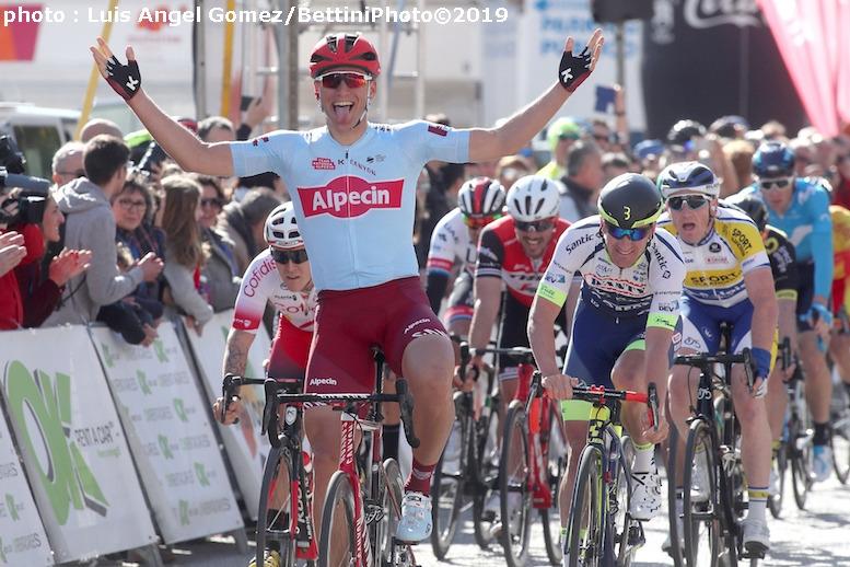 今年1月のトロフェオ・パルマ(スペイン)がキッテルの最後の勝利になった