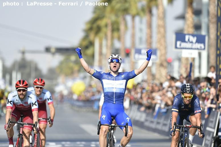 最終ステージを制して総合優勝に華を添えたヴィヴィアーニ