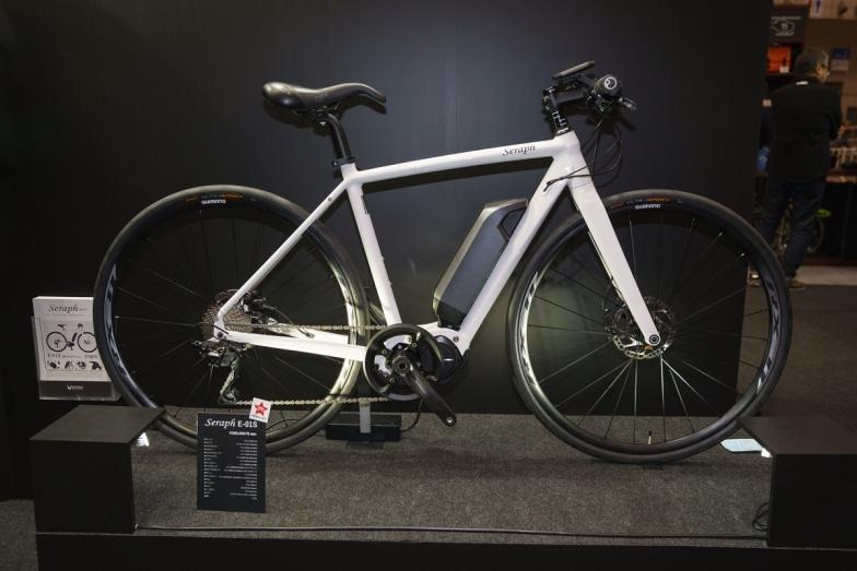 ミズタニ自転車・セラフE01S 価格:38万円(税抜)