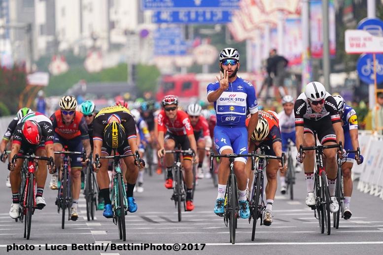 今大会で4勝したガビリア(photo: © Tim De Waele / Quick-Step Floors Cycling Team)