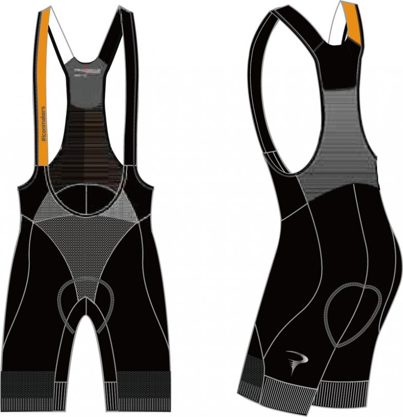 #iconmakers Power Bib-Shorts