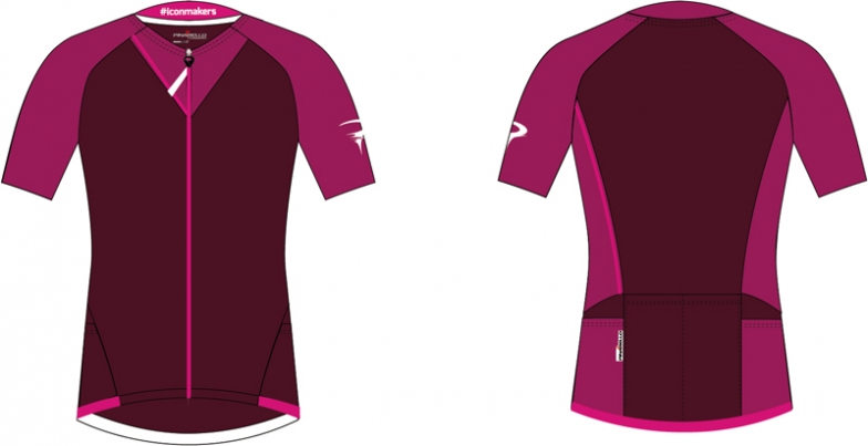 #iconmakers Star Jersey
