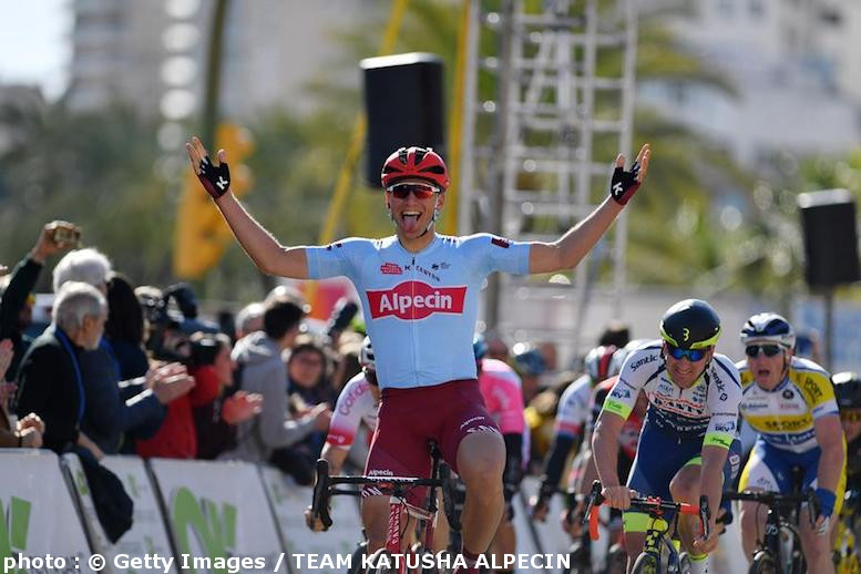 (photo : © Getty Images / TEAM KATUSHA ALPECIN)
