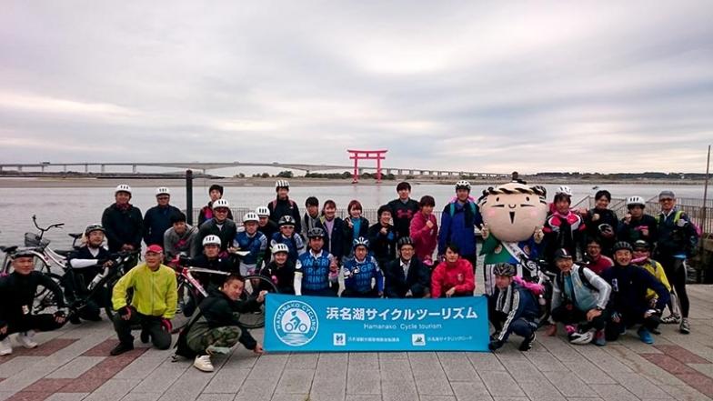 翌日は、自由参加でハマイチ試走会(浜名湖一周約67km)が行われた。第3回は会場をびわ湖に映し、3月以降に開催される予定だ