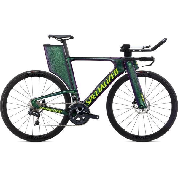 Gloss Green Chameleon/Hyper Green