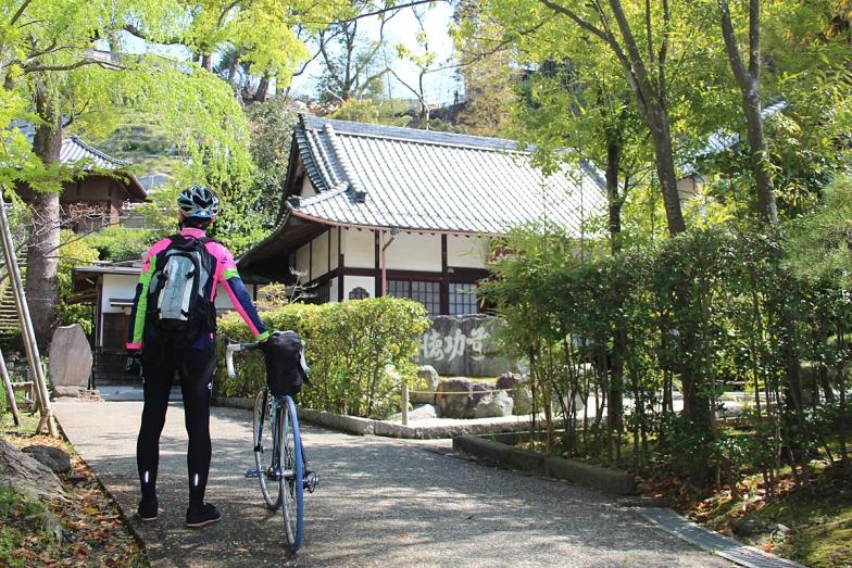 横須賀市の鈴木さんと満願寺に到着
