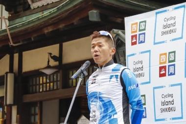 プロサイクリスト・門田基志さん