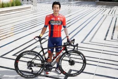 12回目のグランツール出場となる新城幸也 (C)Yuzuru SUNADA