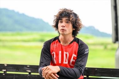 コース監修の阿藤寛選手。「単純に気持ちよさを感じられる場所を目指しました」