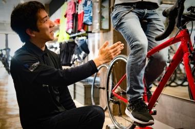 オーナーの瀧田直さんは誠実な人柄でユーザーの気持ちに寄り添い、最高の提案をしてくれる