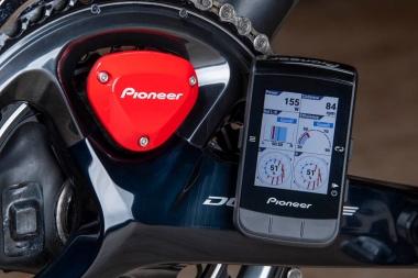 新型ペダリングモニターセンサーはシマノ・デュラエースR9100シリーズとアルテグラR8000シリーズに対応する