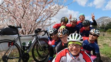 陽気なメンバーの皆さん Photo:Yoko Oya