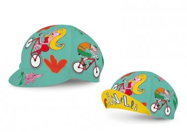 SPRINGTIME CAP:3000円(税抜)ワンサイズ、デザイナー:MASSIMO GIACON、イタリア製