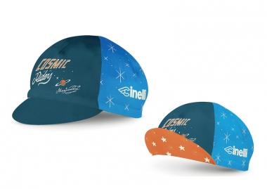 COSMIC RIDERS CAP Blue:2800円(税抜)ワンサイズ、デザイナー:SERGIO MORA、イタリア製