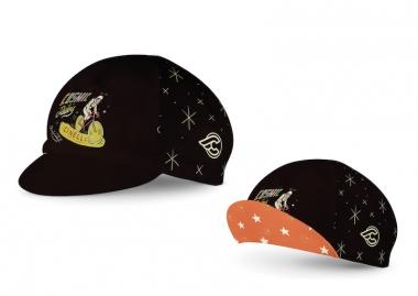 COSMIC RIDERS CAP Black:2800円(税抜)ワンサイズ、デザイナー:SERGIO MORA、イタリア製